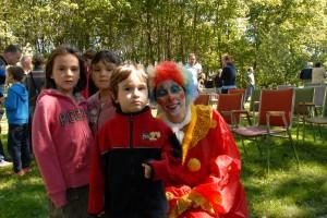 clown-et-enfants